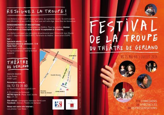 Cie stan tract festival de the ua etre bd 1
